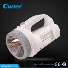 Фабрика продажа Многофункциональный перезаряжаемый светодиодный фонарь аварийного освещения