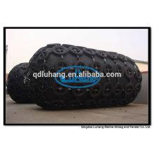 Defensor de goma infatable / neumático