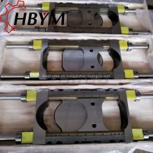 Conjunto de válvula de compuerta deslizante para bomba de hormigón IHI