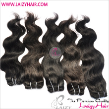 Curly Indian Weft
