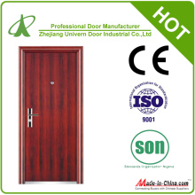 Exterior Metal Door with Glass (YF-S78)