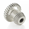 0.06-15KW rated power 2 speed planetary gear box for concrete mixer