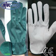 NMSAFETY sheepskin leather work gloves