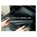 0.35mm thickness Black color Anti-static grade PTFE fabric material