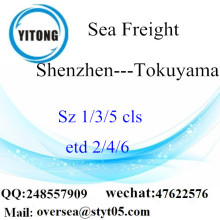 Shenzhen Port LCL Consolidation To Tokuyama