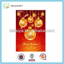 Огне и Рождественские открытки прекрасный в 2013 году