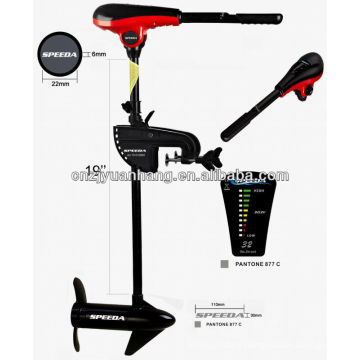 New Marine 32lbs thrust electric trolling motor for fishing boat