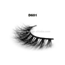 Precio de fábrica 100% Mink Fur 3D Real Mink Eyelash Extension