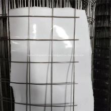 Rollos de malla de alambre soldado de acero inoxidable de 1/4 '' 3/4 ''