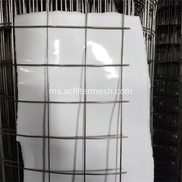 1/4 '' 3/4 '' Rolls Wire Mesh Stainless Steel Welded Rolls