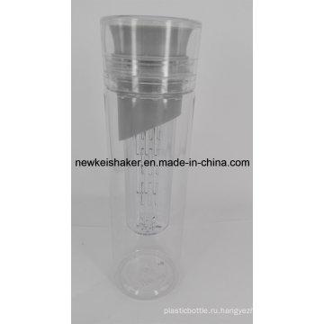 Бутылка для воды Bromotion с бутылкой с инфузиром / фруктовой водой