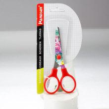 "5.25"" Flower Printed Scissors"