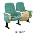 School cinema meeting room green waiting chair
