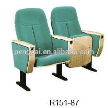 School cinema meeting room green waiting chair