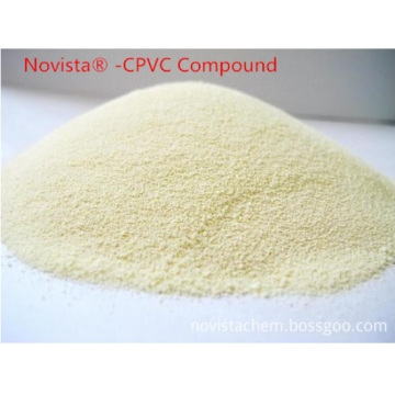 Grey Cpvc Compound