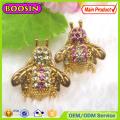 Petites broches en cristal/broches en cristal d'abeille #51004