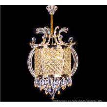 LT-78186 pequeño cristal corto lámpara de araña de cristal pequeñas luces colgantes