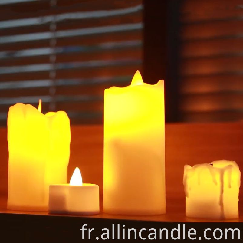 Led Tea Light Candles 8