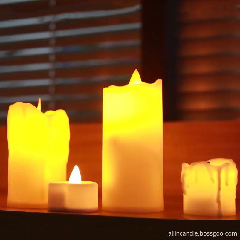 Led Tea Light Candles 8