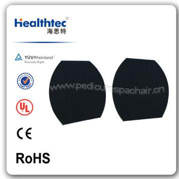 Black Color Round Nail File (45B)