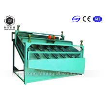 Высокочастотный линейный вибрационный / вибрационный грохот для минеральной руды