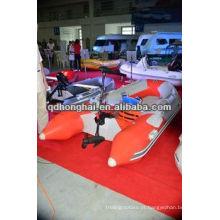 barco inflável de pesca de alta velocidade
