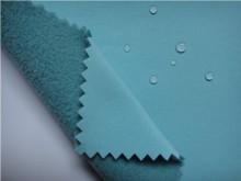 Customized washable waterproof softshell jacket fabric