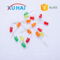 Hot Sale 3mm 5mm Round Yellow/Warm White Color LED Diode