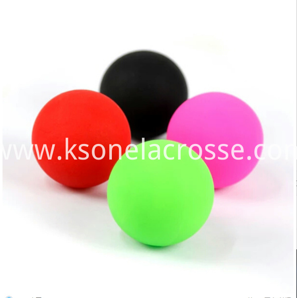 Massage Rubber Balls With No Logo