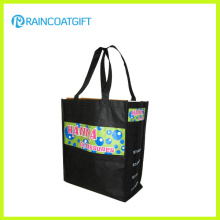 Custom Brand Promotion Non Woven Shopper