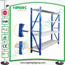 Warehouse Heavy Duty Long Span Almacenamiento Pallet Rack
