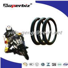 Hot vente moto Tube caoutchouc air butylique chambre à air moto (325-17) (naturelles & butyle)
