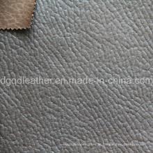 Couro de mobília respirável de alta qualidade (QDL-FB060)