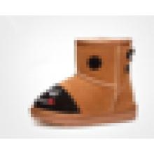 Bonne botte à neige bon marché bottes hiver chaud