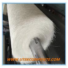 Lados Untrimmed Powder Binder Fibra de Vidrio Chopped Strand Mat EMC450