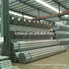 40mm gi pipe , sch40 gi pipe with competitive price