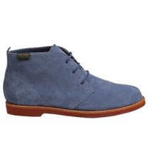 Take It Easy Leather Chukka Style Ankle Boots