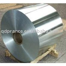 Flacon de ménage en aluminium pour paquet alimentaire (approuvé par la FDA)