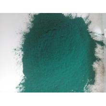 solid hybrid metal effect spray paint powder