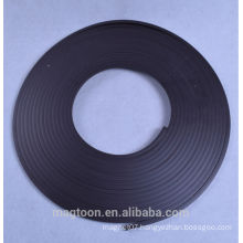 personalized extruded flexible rubber magnet strip for screen window