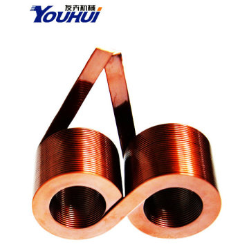 Bobina de núcleo de cobre de cobre personalizada