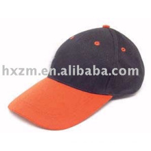 fashion blank sport cap/promotional cap fashion in 100% cotton