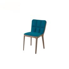 Chaise लकड़ी फ़्रेम कागो असबाबवाला कपड़ा चेयर