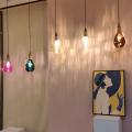 Loft янтарь прикроватная креативная люстра