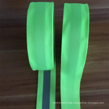 luminous reflective tape strip for safety vest reflective strip