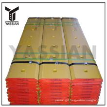 7T3499 Flat Grader Blade China Heat Treated Grader Blade