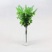 High quality indoor customized green faux foliage for home decoration