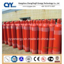 ISO9809 Cylindre de lutte contre l'incendie en acier sans soudure de haute qualité