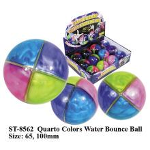 Quarto Farben Wasser Bounce Ball