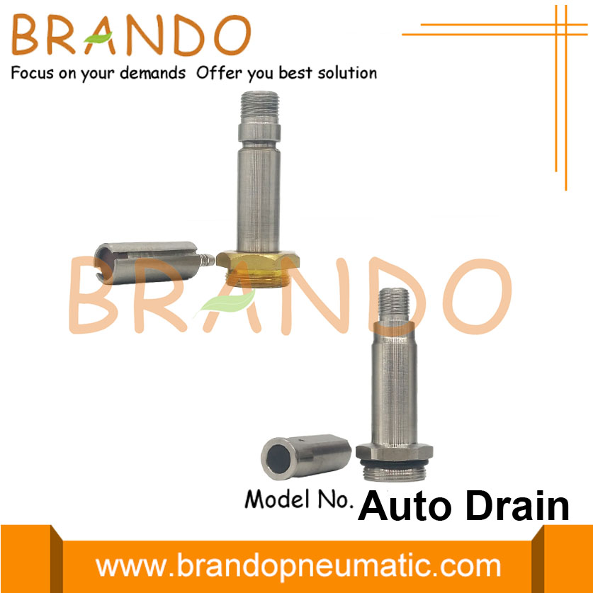 auto drain valve parts